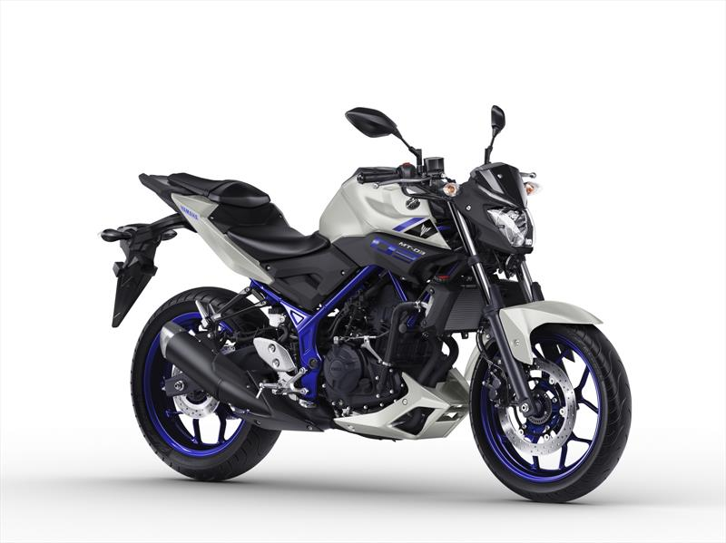 Yamaha MT-03 Naked, MT-09 Tracer y NMax