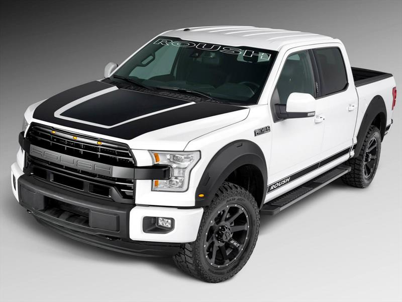 Ford F-150 2015 por Roush Performance