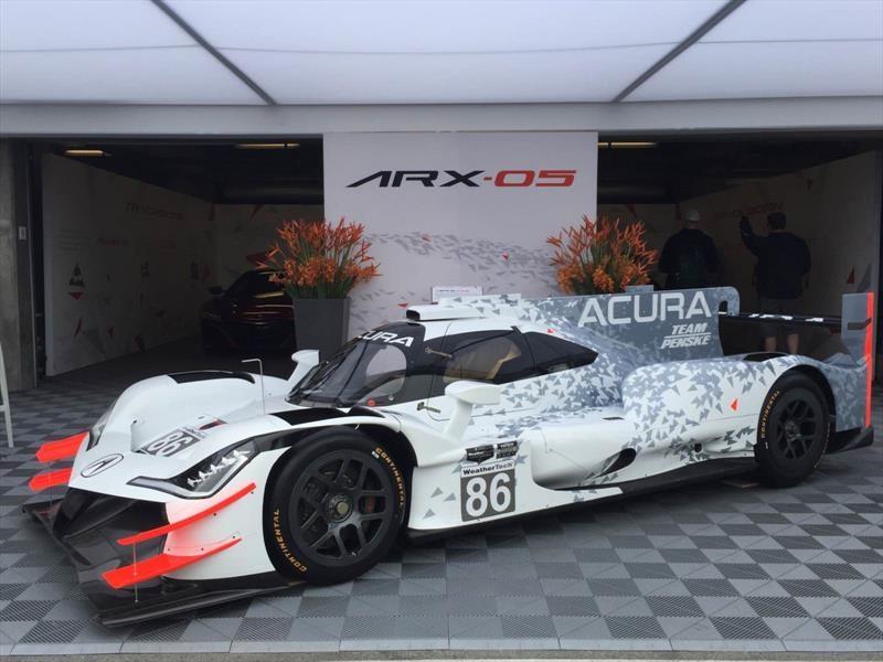 Acura ARX-05 Concept