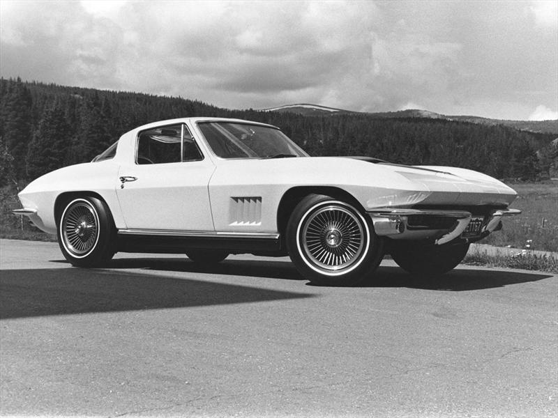 7. Chevrolet Corvette Stingray 1967