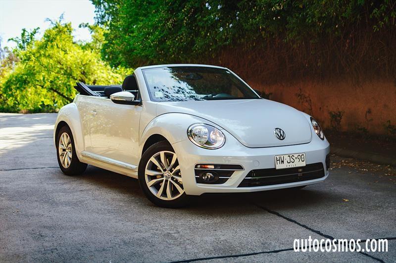 Test Drive: Volkswagen Beetle Cabriolet 2017