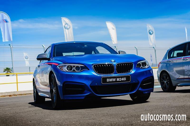 BMW M Power Tour Chile 2016