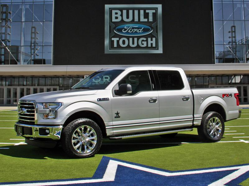 Ford Lobo Dallas Cowboys Edition