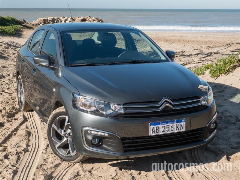 Citroën C-Elysée Diésel a prueba