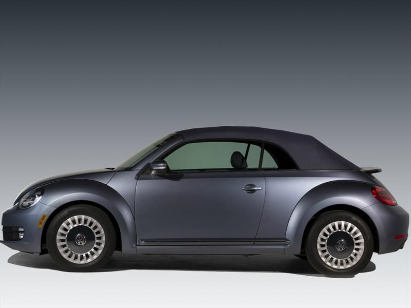 Volkswagen Beetle Denim 2016