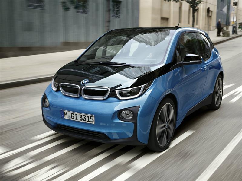 El BMW i3 se renueva