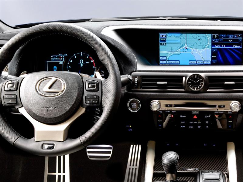 Lexus GS F 2016