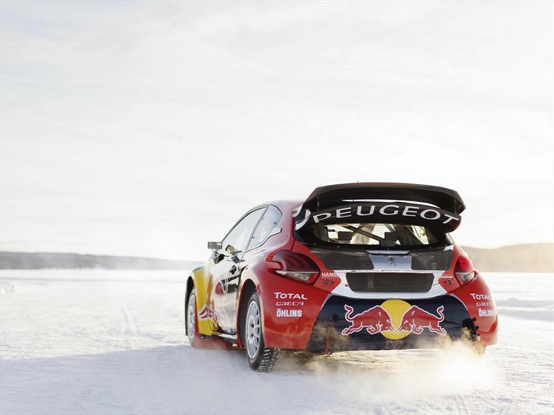 Peugeot Rallycross 2016