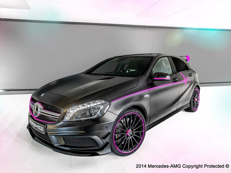 Mercedes-Benz A45 AMG Erika