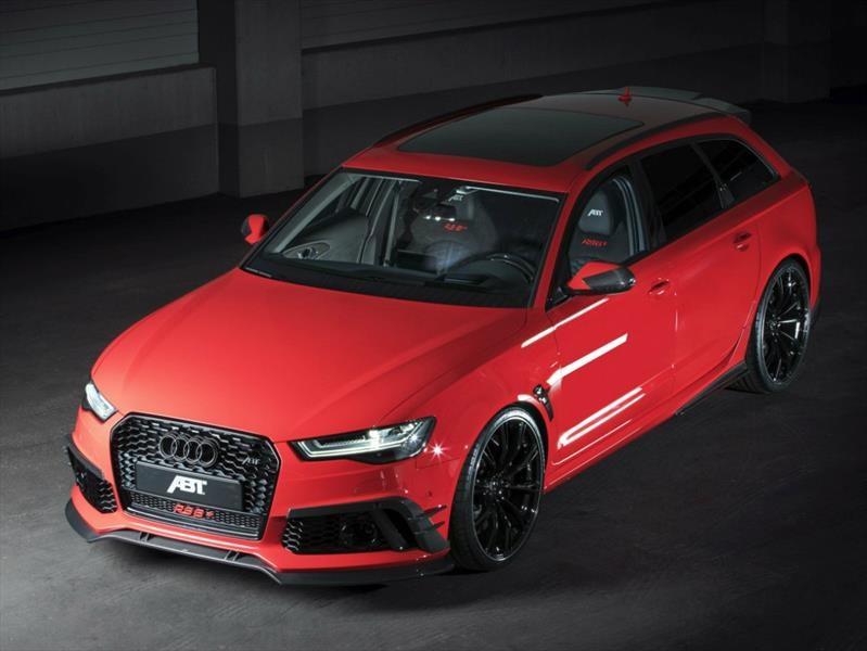 Audi RS6 por ABT Sportsline
