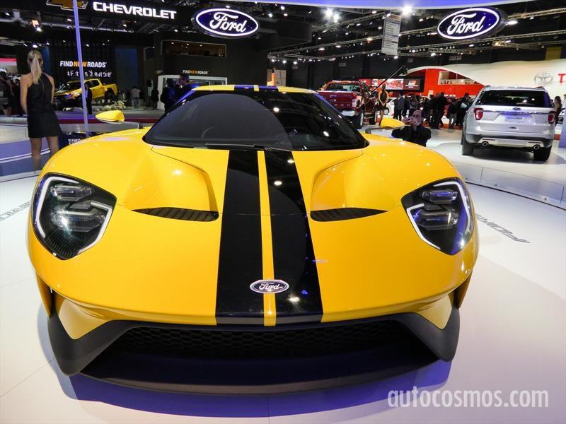 Ford en el Salón de Buenos Aires 2017