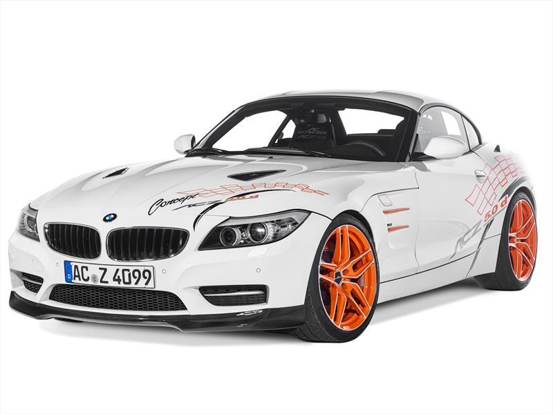 AC Schnitzer BMW Z4 ACZ4 50d