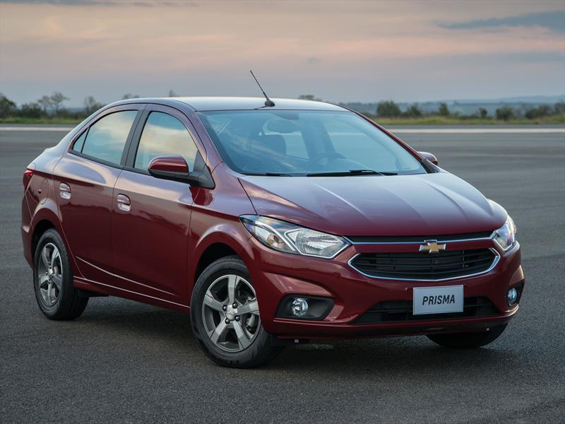 Chevrolet Prisma se renueva