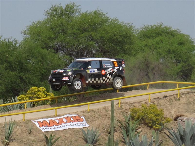 WRC_ Rally México 2012 Día 3