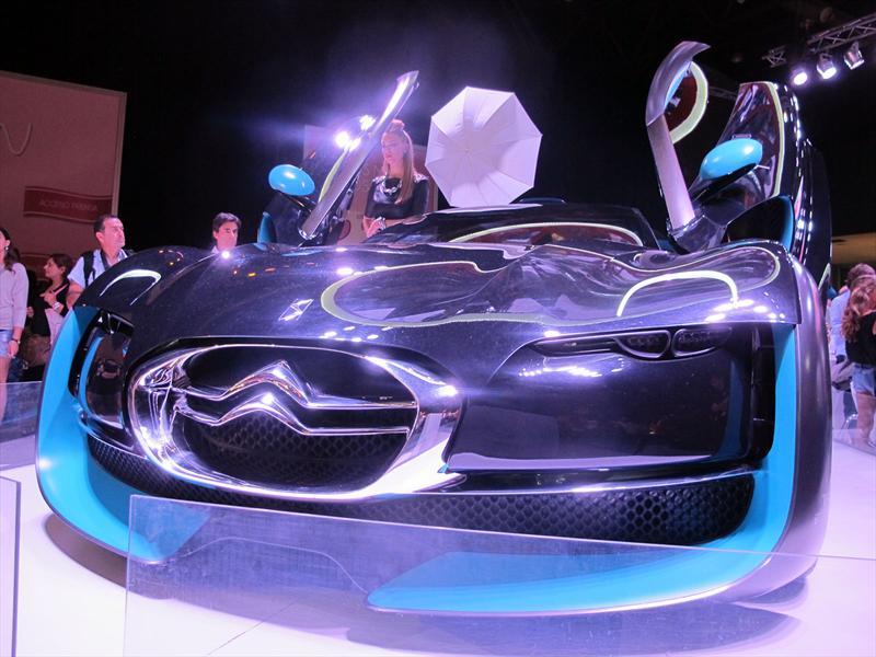 Citroën en el BAFWEEK 2013