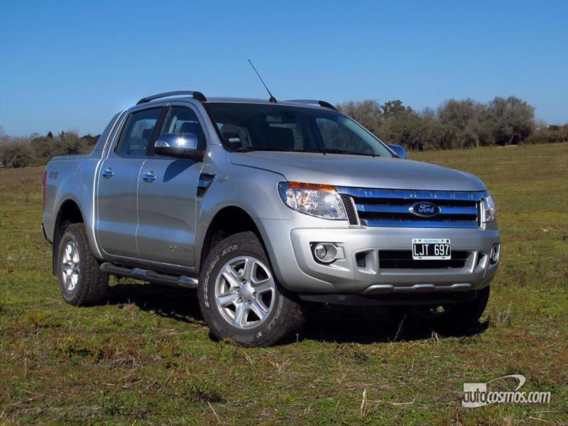 Ford Ranger 3.2L 4x4 Limited a prueba