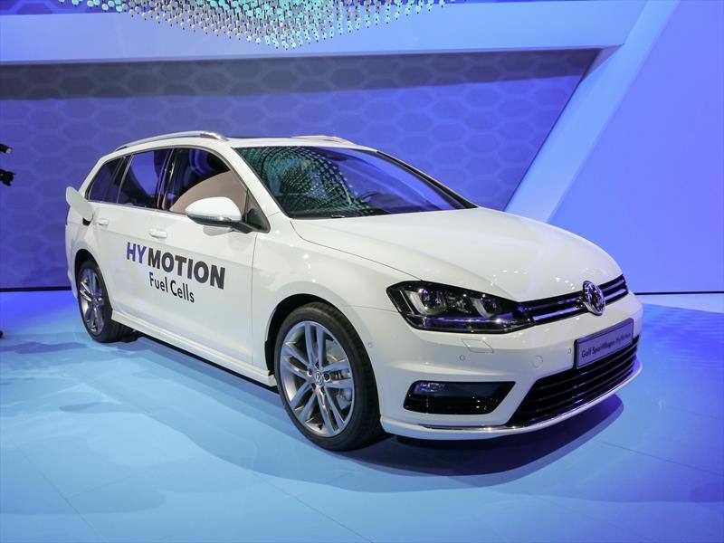 Volkswagen Golf Sportwagen HyMotion