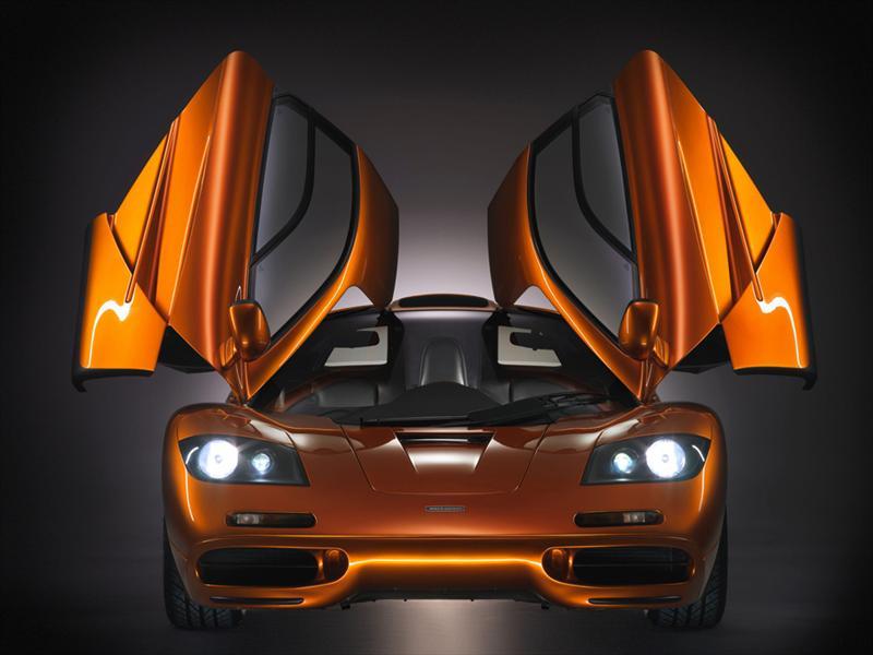 6. McLaren F1