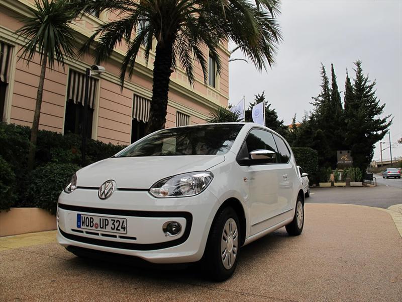 Volkswagen up! 2012, primer contacto