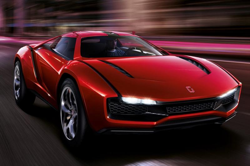 Italdesign GiugiaroParkour Concepts