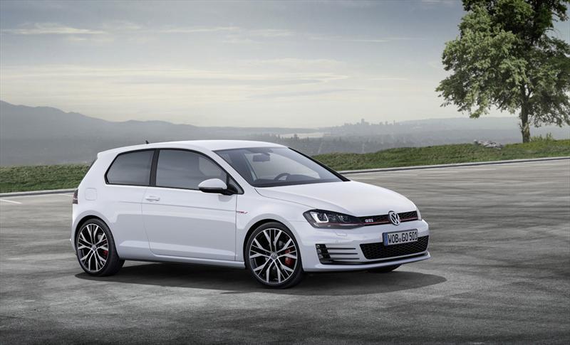 Volkswagen GTI 2014