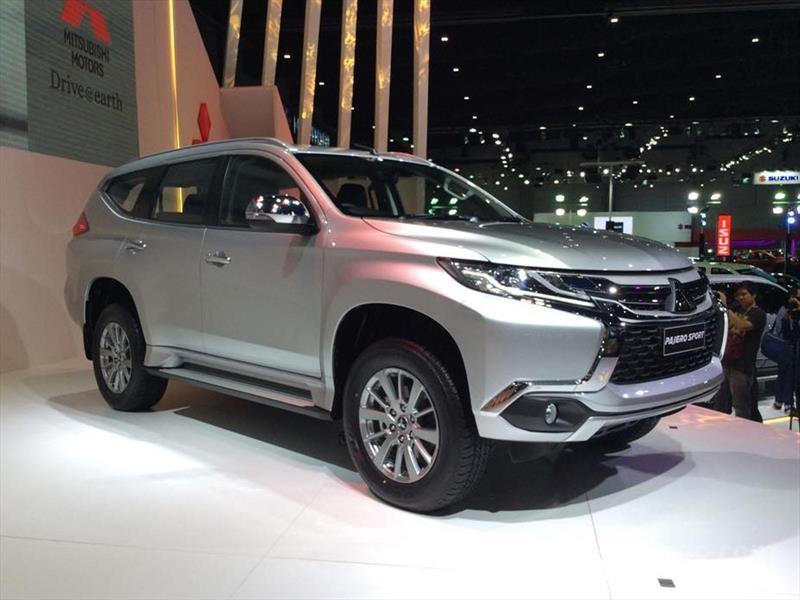 Nuevo Mitsubishi Montero Sport