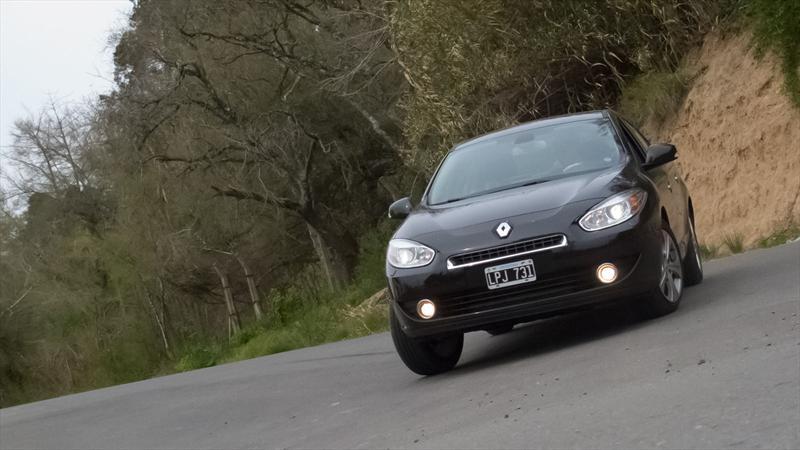 Renault Fluence Sport a prueba