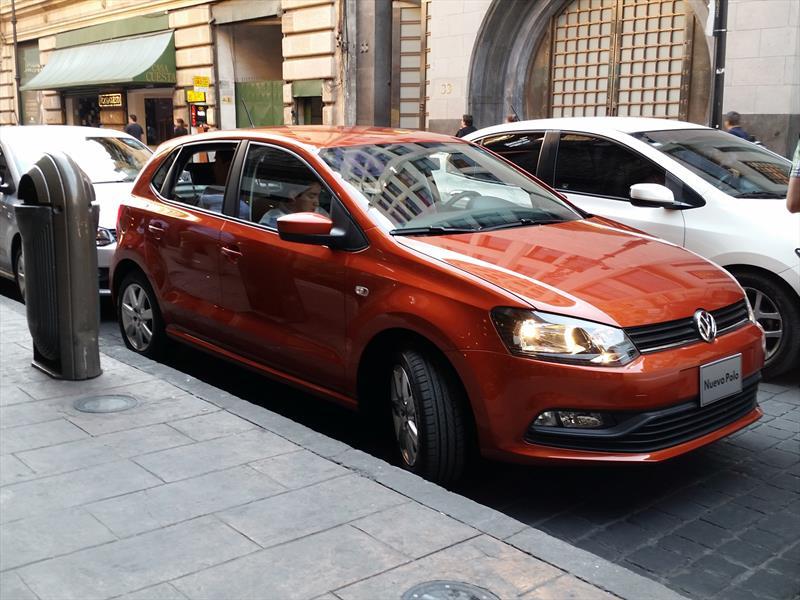 Volkswagen Nuevo Polo 2015
