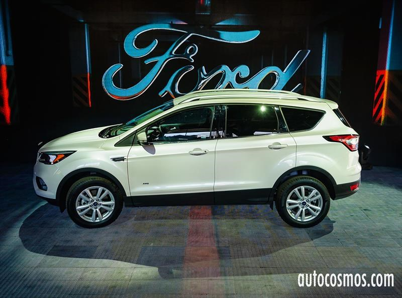 Ford Escape 2017 - Lanzamiento en Chile