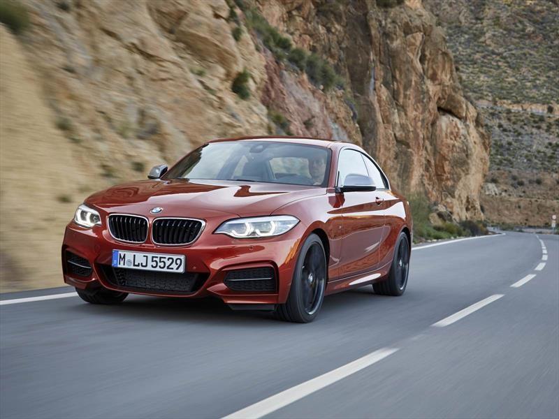 BMW Serie 2 Coupé 2017