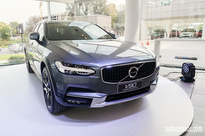 Volvo V90 Cross Country - Lanzamiento en Chile