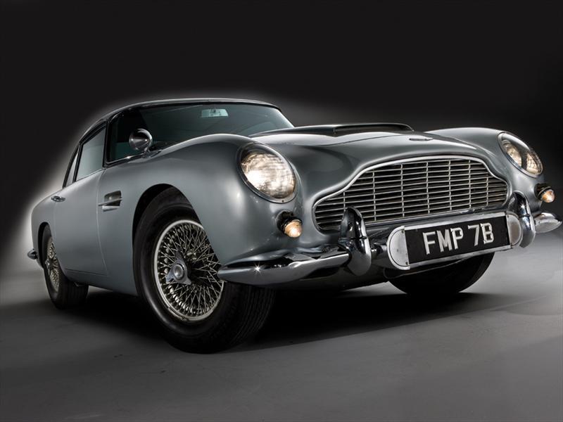 8. Aston Martin DB5