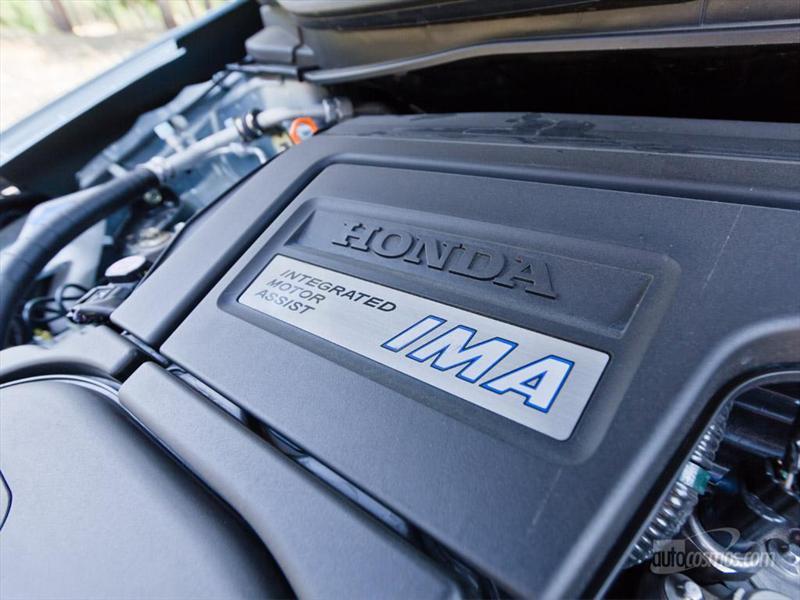 Honda Civic Hybrid 2012 a prueba