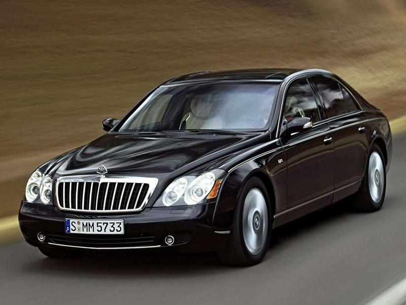 Top 10: Maybach