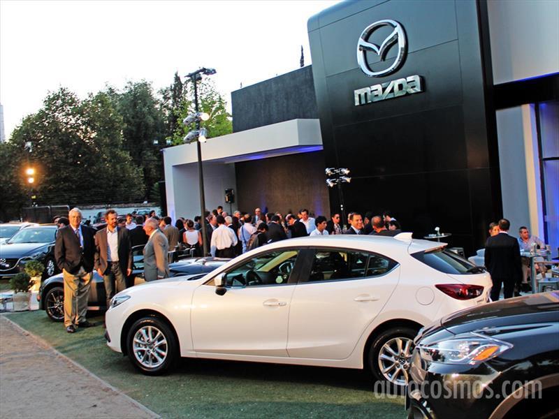 Mazda inaugura nueva casa matriz en Chile