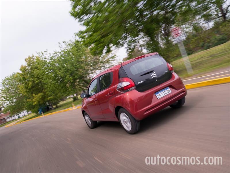 FIAT Mobi a prueba