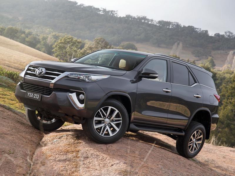 Nueva Toyota SW4
