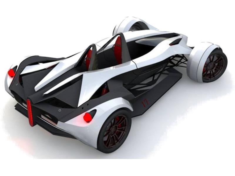 RON RXX, otro auto deportivo muy mexicano