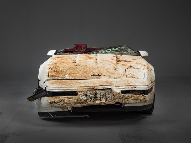 Restauración del Corvette 1 millón