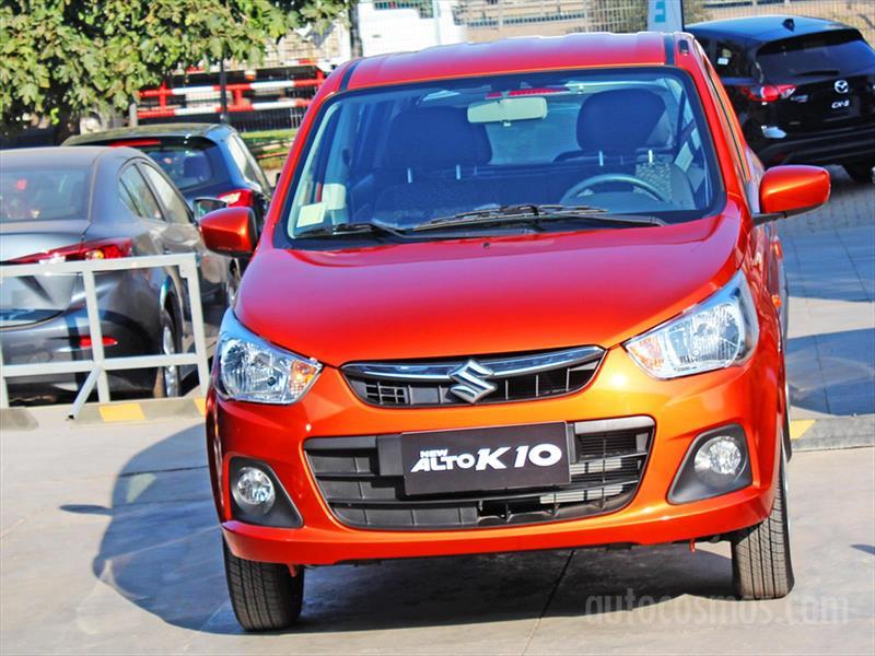 Nuevo Suzuki Alto K10 2015