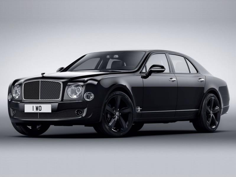 Bentley Mulsanne Speed Beluga Edition