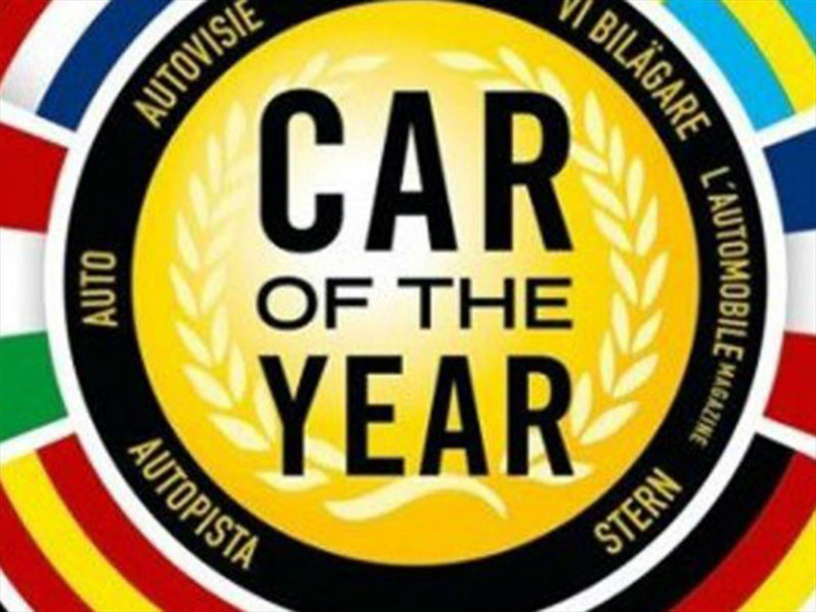 Los 7 finalistas al European Car of the Year 2017