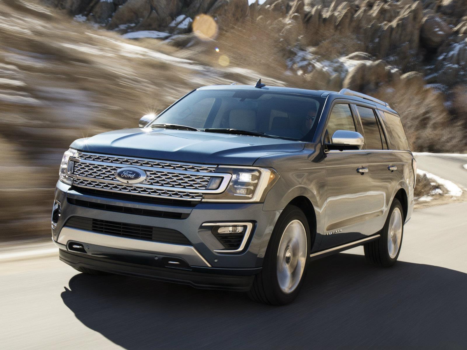 Ford Expedition 2018 se renueva