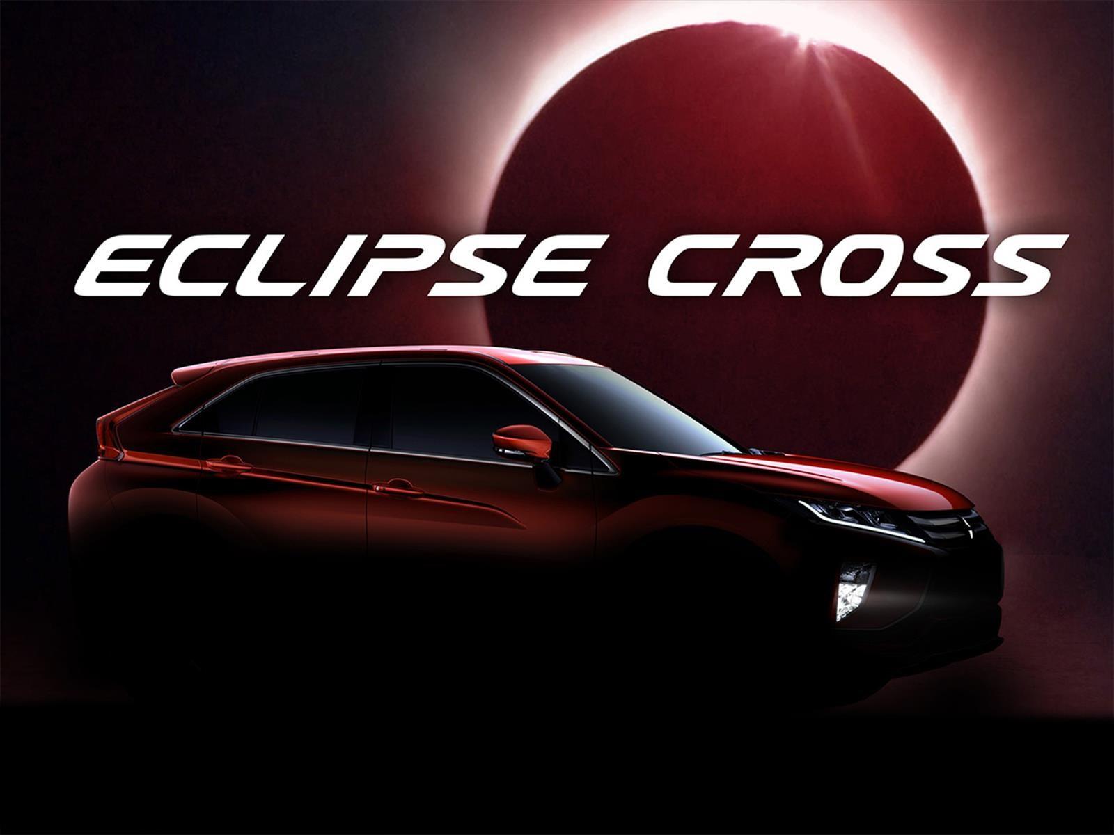 Es oficial, el Mitsubishi Eclipse regresará como un crossover