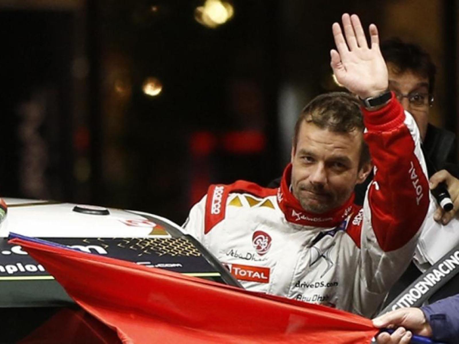 Sébastien Loeb regresa a Citroën... aunque sea por un día