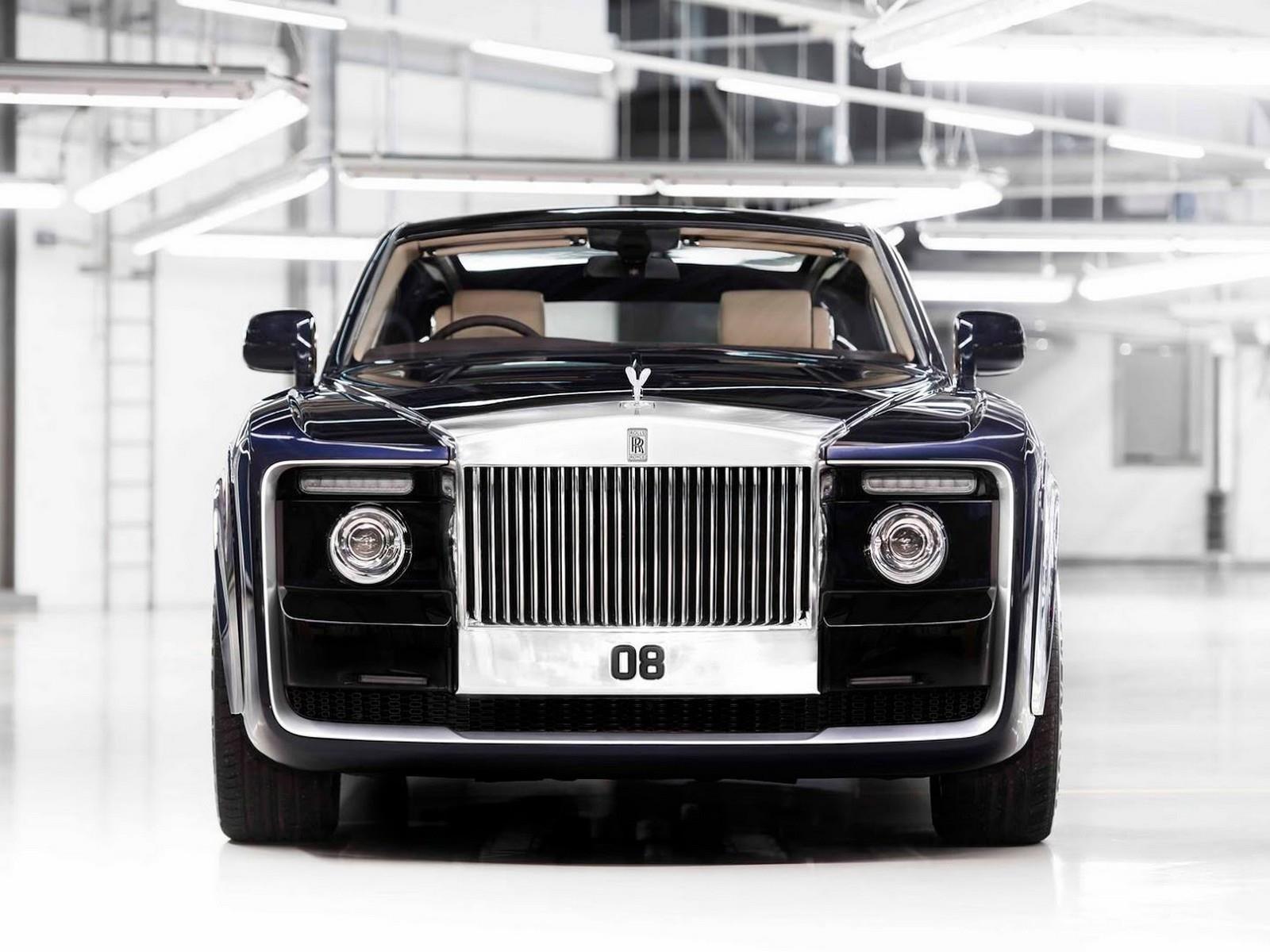 Video: Rolls-Royce Sweptail, el sueño de un millonario