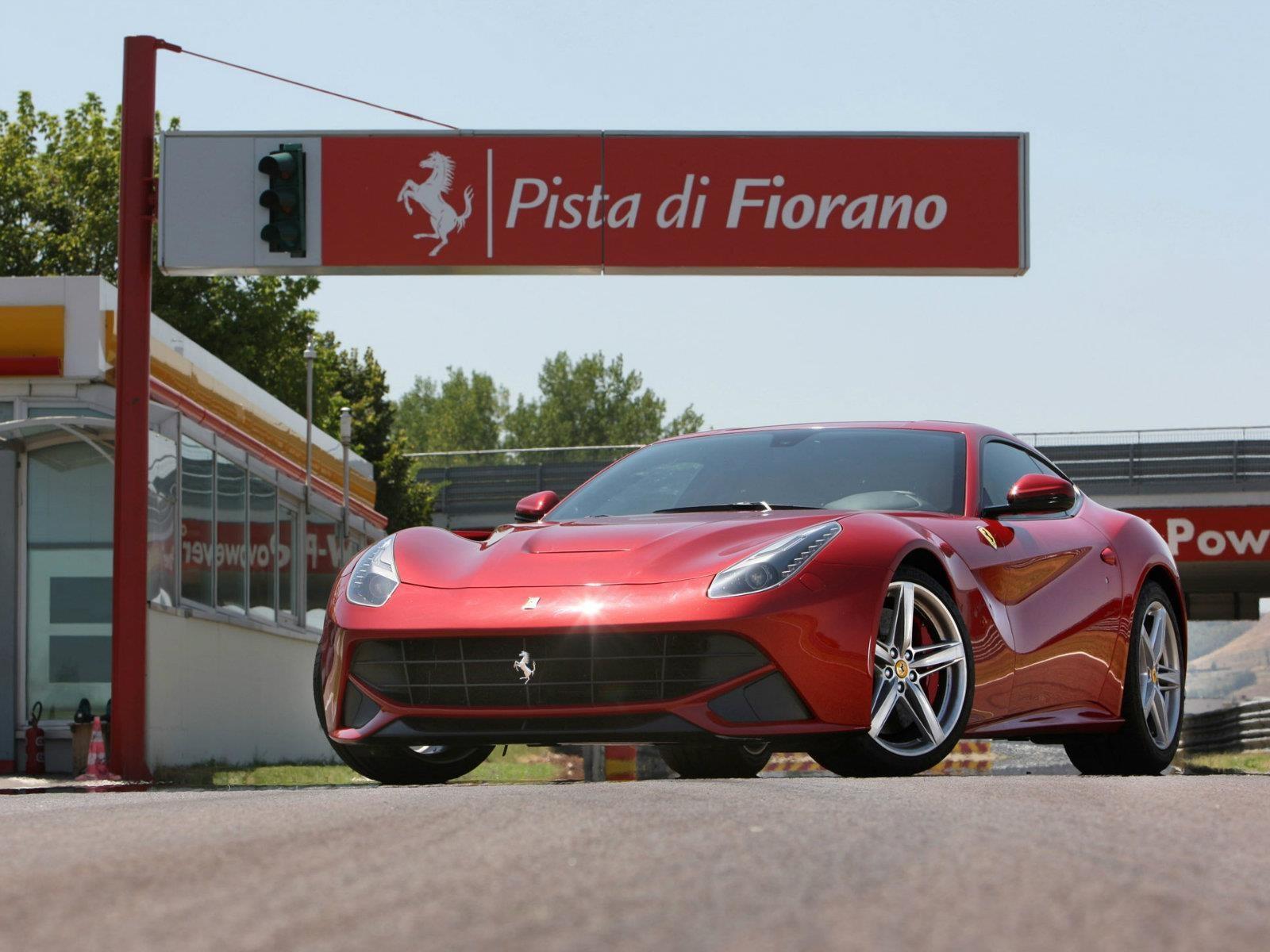 11 datos sobre la Pista de Fiorano de Ferrari