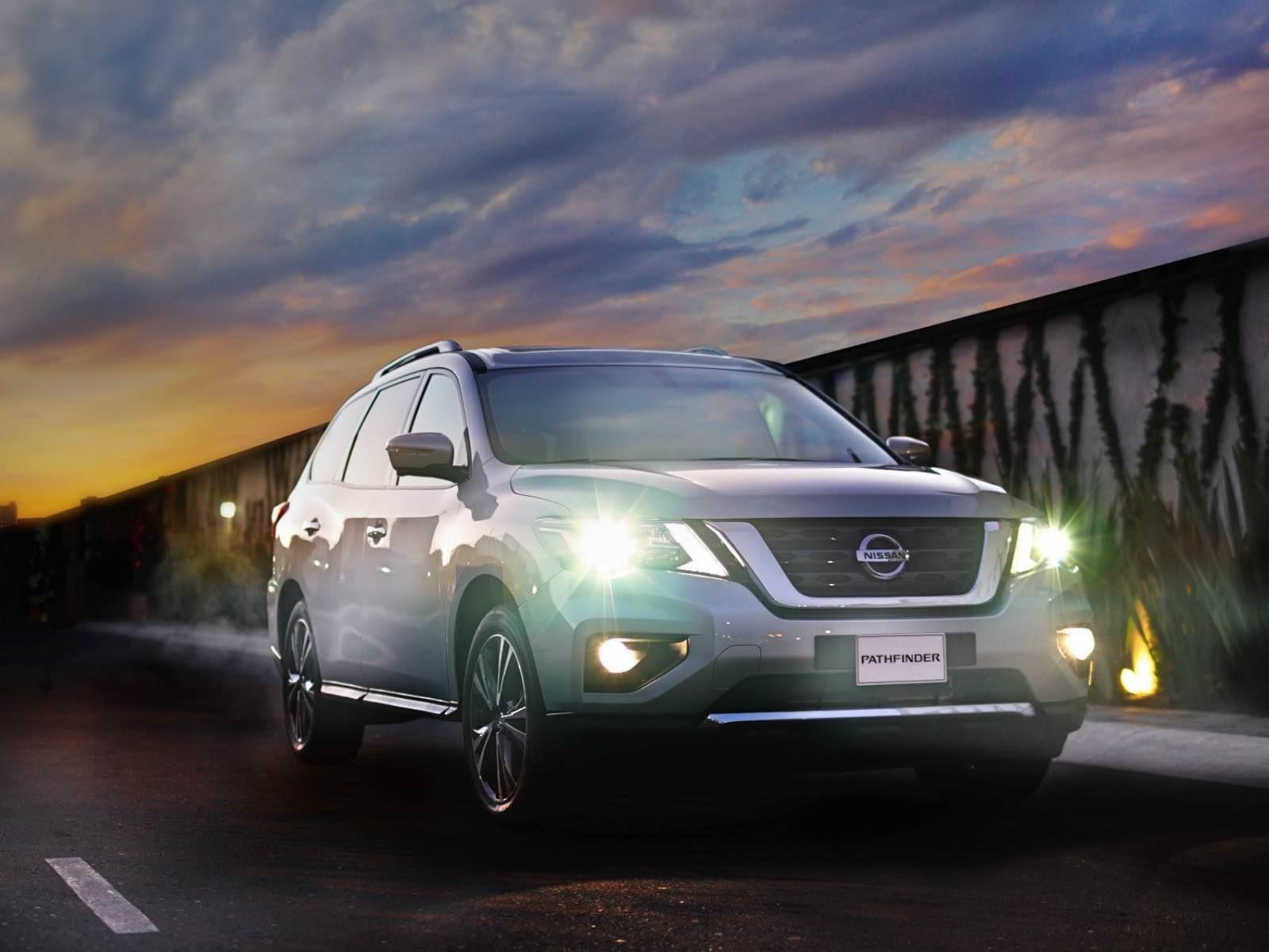 Nissan Pathfinder 2017: más tecnología y confort