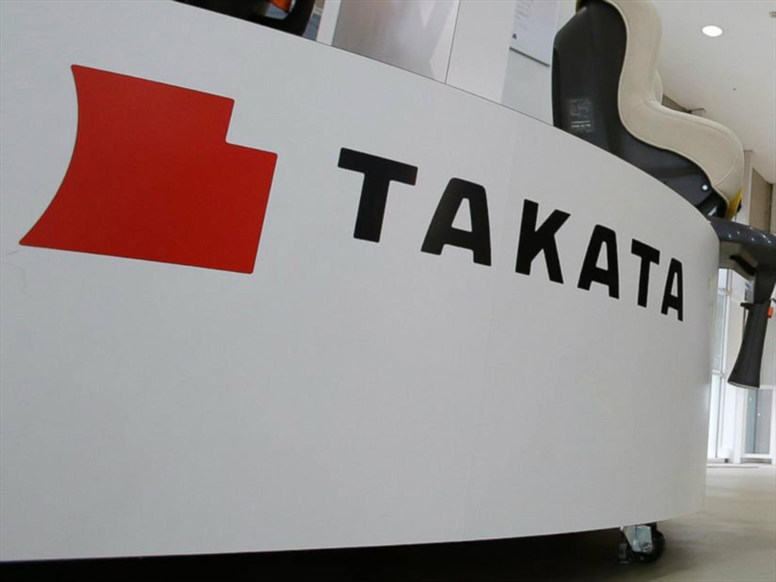 Takata está al borde de la quiebra por el escándalo de airbags