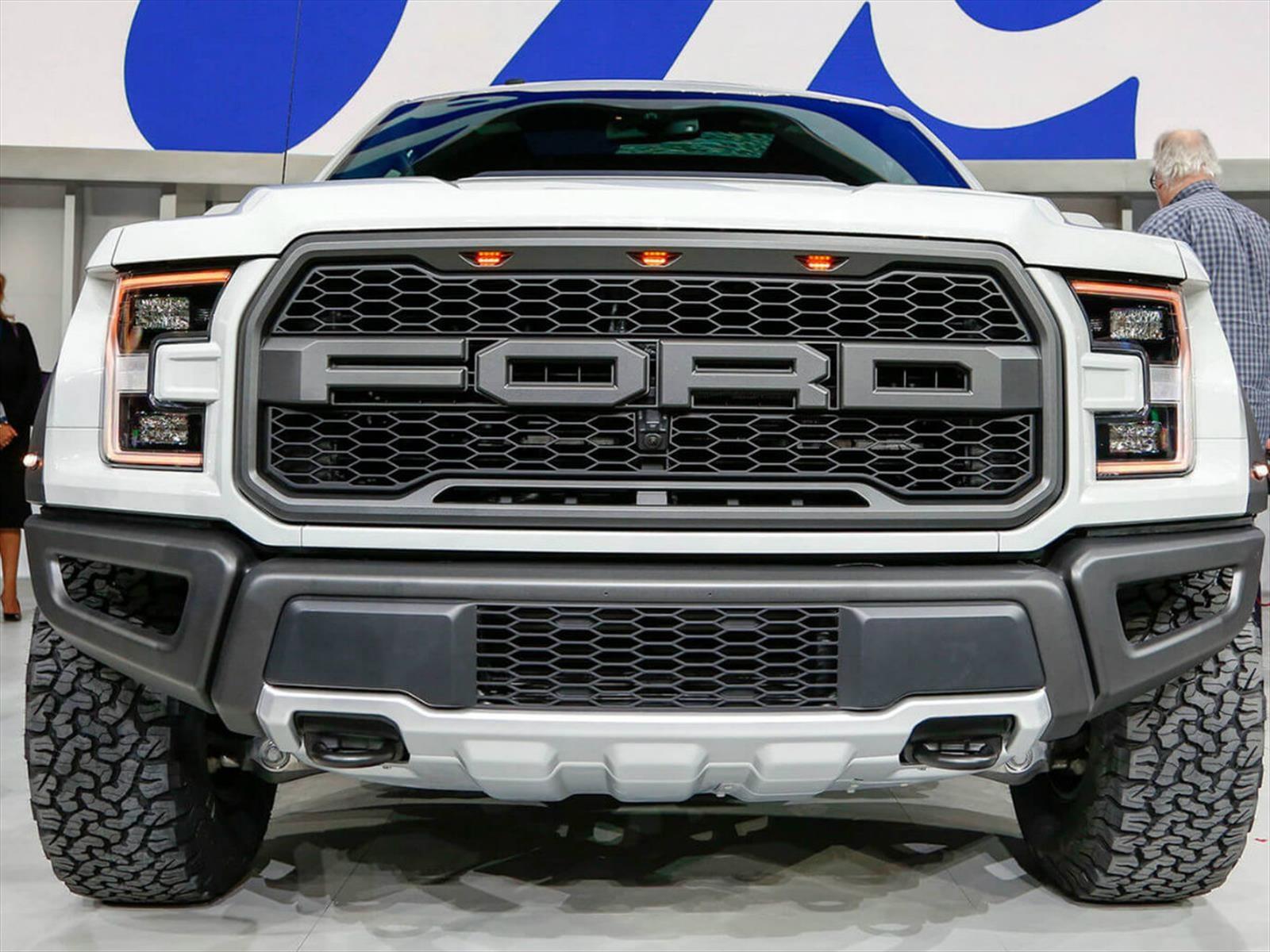 Ford Raptor 2017 subastada por $157,000 dólares